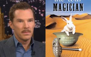 """War Magician"": Benedict Cumberbatch estrelará adaptação cinematográfica de Colin Trevorrow"