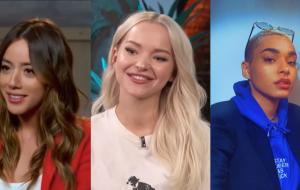 Chloe Bennet, Dove Cameron e Yana Perrault serão as Meninas Superpoderosas em série live-action