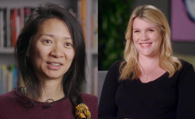 As diretoras se juntaram a uma lista de apenas oito mulheres indicadas ao prêmio (Reprodução / Youtube)