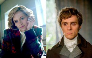 """""""Spencer"""" ganha nova foto com Kristen Stewart e escala Jack Farthing como príncipe Charles"""