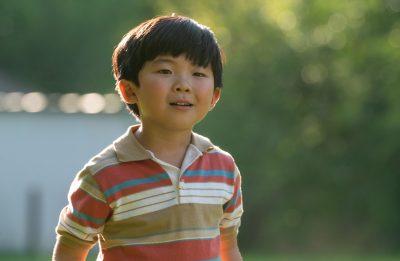 Ele será a versão jovem de Wally (Reprodução)