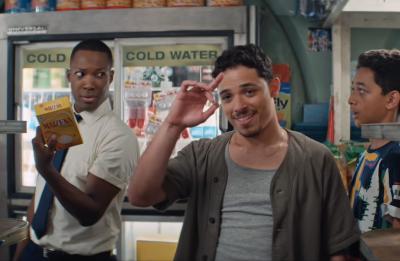 """O filme é protagonizado por Anthony Ramos, de """"Hamilton"""" e """"Nasce uma Estrela"""" (Reprodução / Youtube)"""