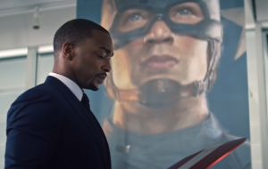 """""""Falcão e o Soldado Invernal"""": heróis mencionam Steve Rogers em nova prévia humorada"""