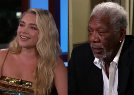 "Florence Pugh e Morgan Freeman vão estrelar o drama ""A Good Person"""