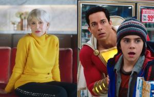 "Helen Mirren interpretará vilã Hespera na sequência de ""Shazam!"""