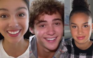 """Protagonistas de """"High School Musical: The Musical: The Series"""" conversam em divertido vídeo promocional"""