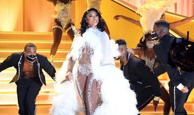 A cantora venceu o prêmio de Artista Revelação (Getty Images)