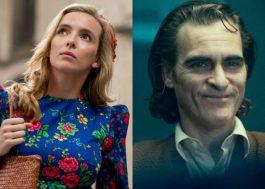 """Jodie Comer negocia para atuar com Joaquin Phoenix no filme """"Kitbag"""""""