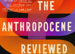 """John Green divulga capa de """"The Anthropocene Reviewed"""", primeiro livro não ficcional"""