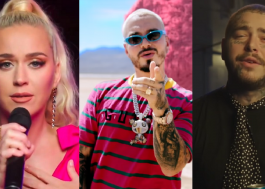 "Post Malone, Katy Perry e J. Balvin vão participar do projeto musical ""Pokémon 25: The Album"""