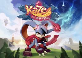 """Novo trailer de """"Kaze and the Wild Masks"""", jogo brasileiro, apresenta origem do caos nas Ilhas de Cristal"""
