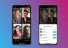 Instagram lança recurso que permite lives com até 4 participantes