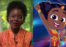 Lupita Nyong'o dubla e produz série sobre super-heroína africana para o Youtube