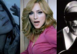 Oito clipes clássicos da Madonna pra rever em HD