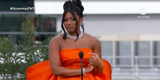 Cantora já ganhou duas das quatro indicações da cerimônia (Reprodução)