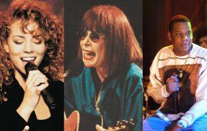 """Mariah Carey, Rita Lee, Jay Z e mais: 10 shows da série """"Acústico MTV"""" para você ouvir agora"""