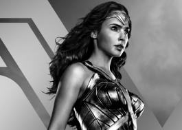 """Majestosa, Mulher-Maravilha é destaque dos novos materiais de """"Liga da Justiça: Snyder Cut"""""""