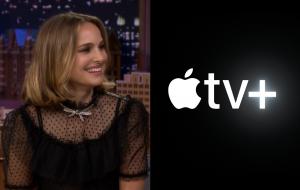 Natalie Portman e Apple TV+ fecham acordo para produção de séries