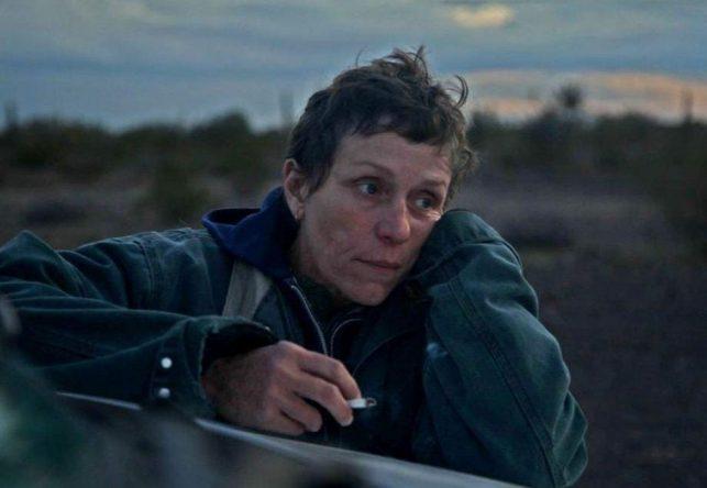 Frances McDormand interpreta a protagonista (Reprodução)