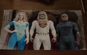 """Prévia de """"O Legado de Júpiter"""", série de super-heróis da Netflix, revela caracterização dos personagens"""