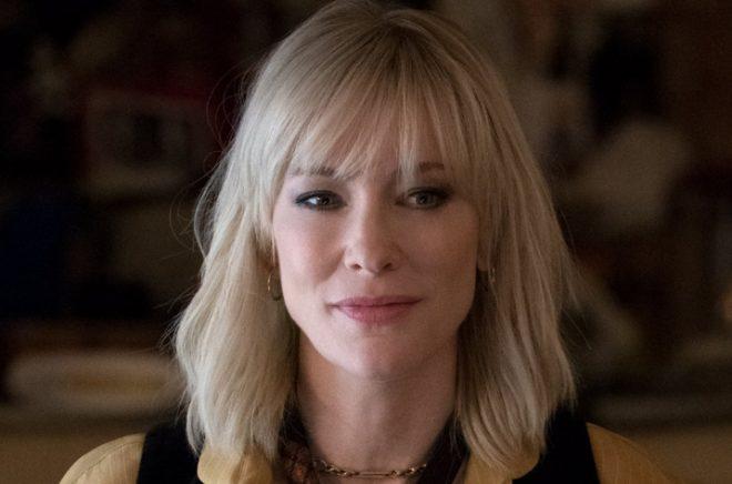 Ela promete atuar com Robert De Niro, Anne Hathaway e mais (Reprodução)
