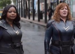 """Octavia Spencer e Melissa McCarthy enfrentam vilões poderosos no trailer de """"Esquadrão Trovão"""""""