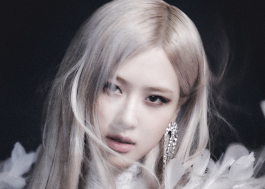 "Rosé, do BLACKPINK, revela pôster e nome do single solo: ""On The Ground"""