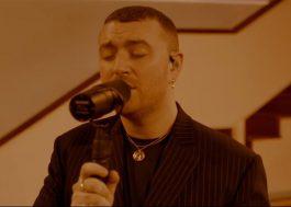 Sam Smith anuncia lançamento de álbum ao vivo