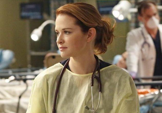 A atriz deixou a série no final da 14ª temporada, em 2018 (Kelsey McNeal / ABC / Divulgação)