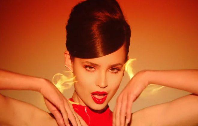 Esse é o primeiro single de 2021 da cantora (Reprodução)