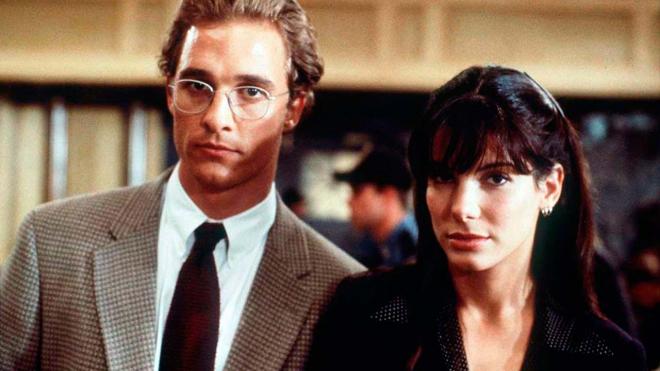O filme foi baseado no livro homônimo de John Grisham e lançado em 1996 (Warner Bros. / Divulgação)