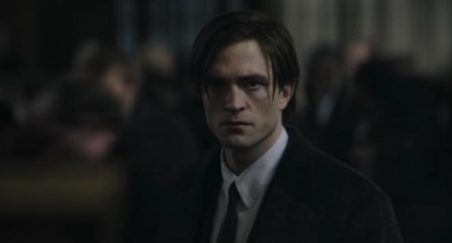 O filme trará Robert Pattinson como Bruce Wayne/Batman (Reprodução / Youtube)