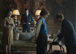 """""""The Crown"""" leva quatro prêmios e se torna a série mais premiada do Golden Globes 2021"""