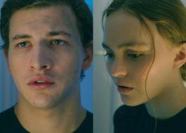"""Tye Sheridan e Lily-Rose Depp fazem viagem espacial caótica no trailer de """"Voyagers"""""""