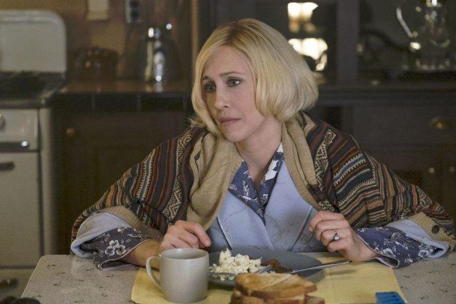 """Em """"Bates Motel"""", a atriz interpretou a icônica Norma Bates (Cate Cameron / Universal Television / Divulgação)"""