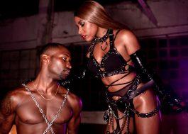 """Adrian Jean e Ebony esquentam o clima em clipe de """"Temporary Lover"""""""