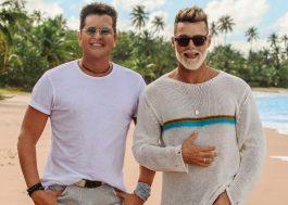 """Carlos Vives e Ricky Martin exploram patrimônios de Porto Rico no clipe de """"Canción Bonita"""""""