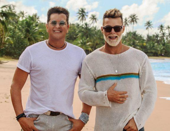 Artistas apresentam a faixa ao vivo no próximo Latin American Music Awards (Foto: Divulgação)