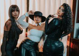 """Gabily, MC Rebecca e Bianca buscam ladrão de corações no clipe de """"Pontinho Indecente"""""""