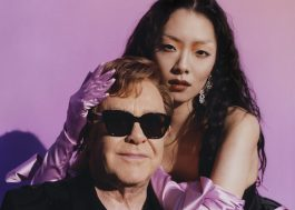 """Rina Sawayama anuncia remix de """"Chosen Family"""" em parceria com Elton John"""