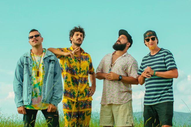 """O EP faz parte do projeto """"Início, Meio e Fim"""" (Divulgação/ Foto: Lana-Pinho)"""