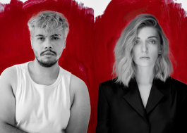 """Tolentino e Vérité unem forças no melancólico single """"Aqui"""""""