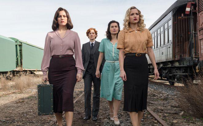 """""""As Telefonistas"""", série espanhola da Netflix, chegou às telinhas em 2017 (Netflix / Divulgação)"""