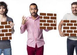 BBB21: Fiuk, Gilberto e Caio se enfrentam no paredão desta semana