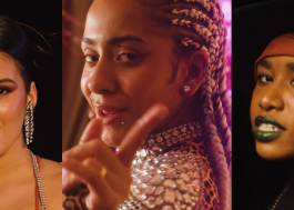 """Exclusivo: Bianca Costa lança dançante, sexy e contagiante clipe de """"Shoota"""", colaboração com Ebony e Lourena"""