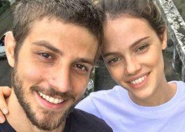 Rumor: Chay Suede e Laura Neiva esperam o segundo filho