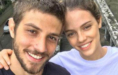 Chay e Laura Neiva terão mais um filho