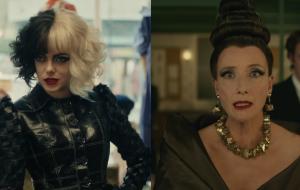 "Novo trailer de ""Cruella"" destaca embates da vilã com a poderosa Baronesa Von Hellman"
