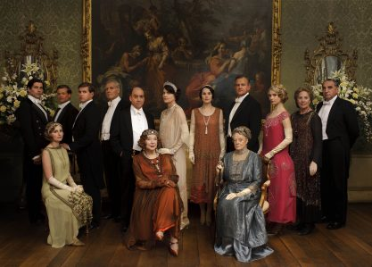 """Downton Abbey 2"" é oficializado!"