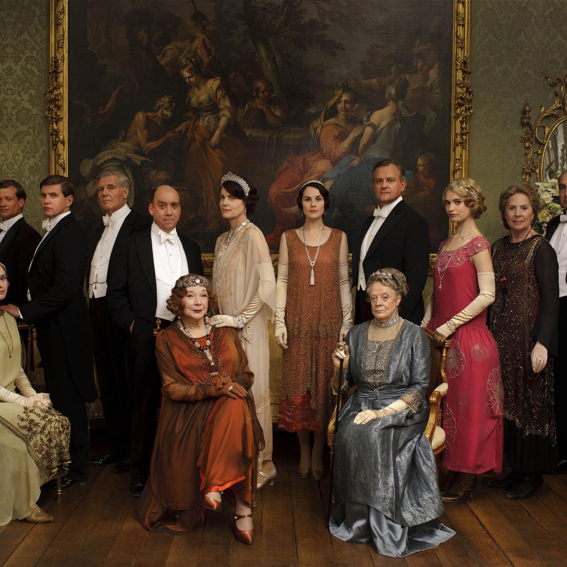 """""""Downton Abbey 2"""" é oficializado!"""